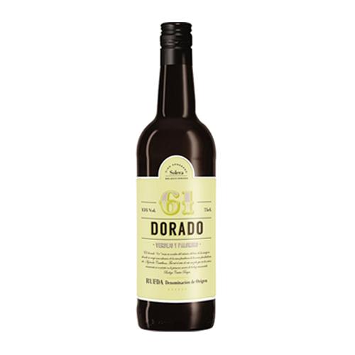 Vino Generoso El Dorado 61 Botella 75 Cl.