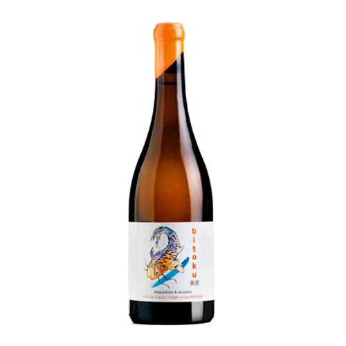 Vino Blanco Bitoku Botella 75 Cl.