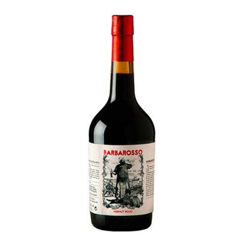 Vermut Barbarosso Botella 75 Cl.