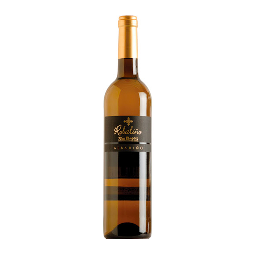 Vino Blanco Robaliño Botella 75 Cl.