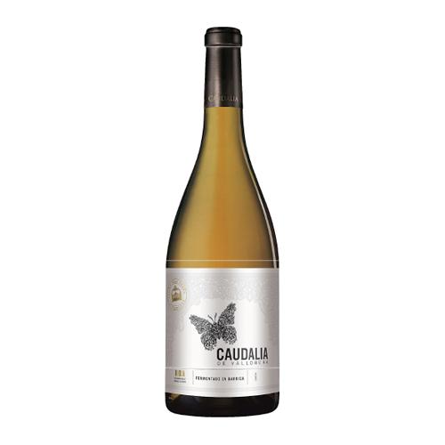 Vino Blanco Caudalia Barrica Botella 75 Cl.