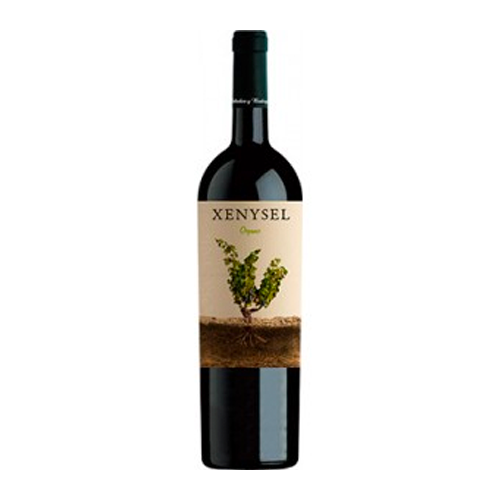 Vino Tinto Xenysel Organic Botella 75 Cl.