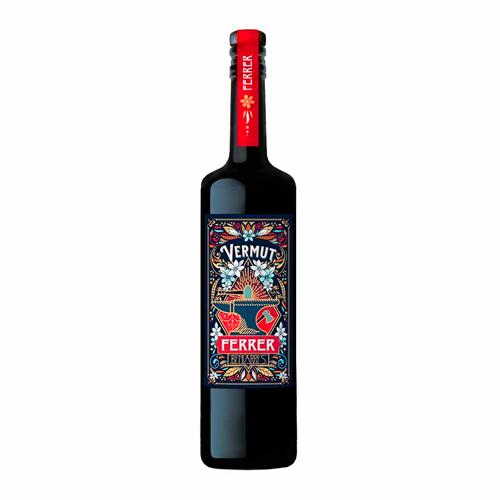 Vermut Ferrer Rojo Botella 75 Cl.