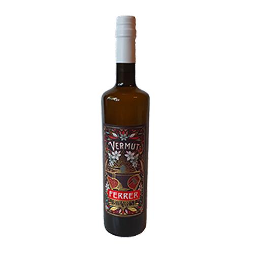 Vermut Ferrer Blanco Botella 75 Cl.