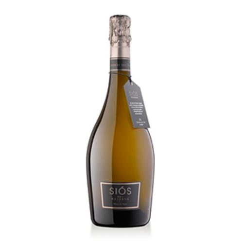Vino Espumoso Sios Brut Botella 75 Cl.