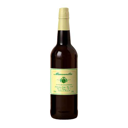 Manzanilla Predilecta Botella 75 Cl.