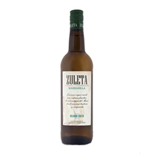 Manzanilla Zuleta Botella 75 Cl.