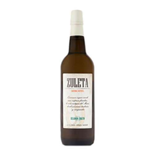 Moscatel Zuleta Botella 75 Cl.