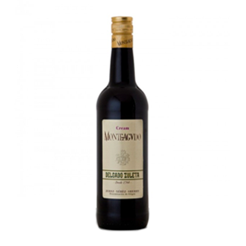 Cream Monteagudo Botella 75 Cl.