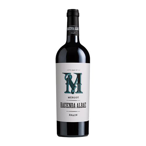 Vino Tinto Hª Albae Merlot Botella 75 Cl.
