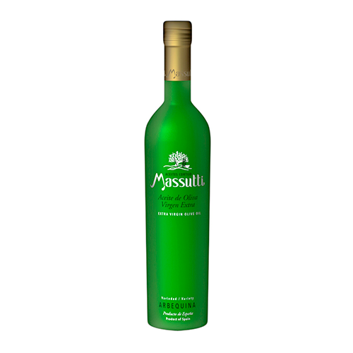 Aceite Massutti Arbequina Botella 50 Cl.