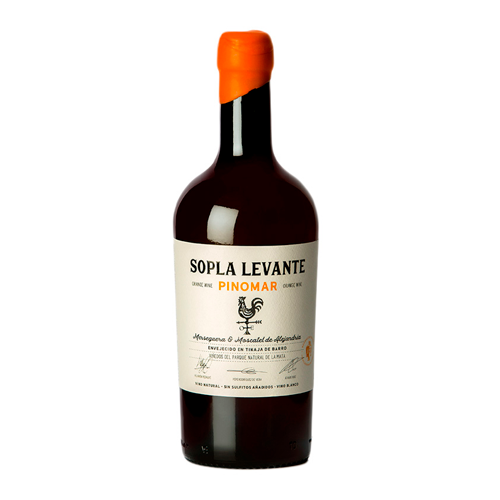 Vino Naranja Pinomar Botella 75 Cl.