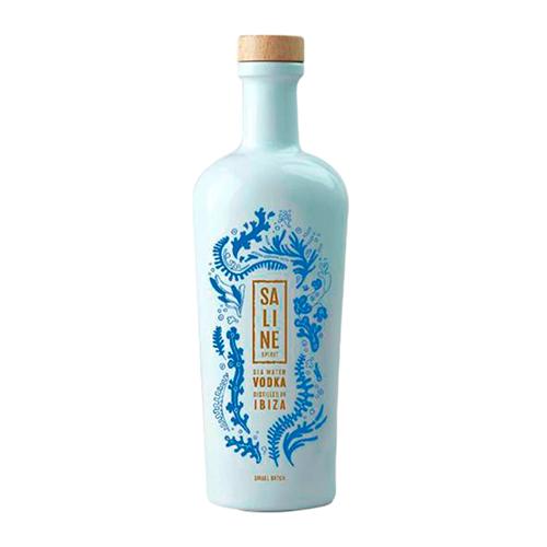 Vodka Saline Botella 70 Cl.