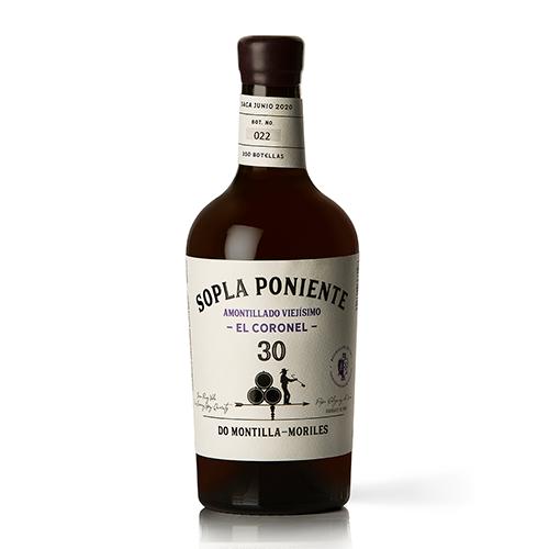 Amontillado Viejísimo El Corone Botella 50 Cl.